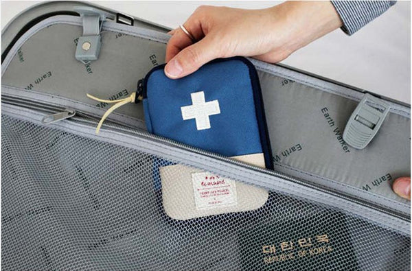 Ultra Portable First Aid Pouch