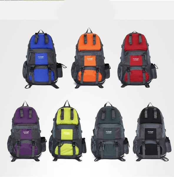 High Quality Waterproof  Travel Backpack 45L