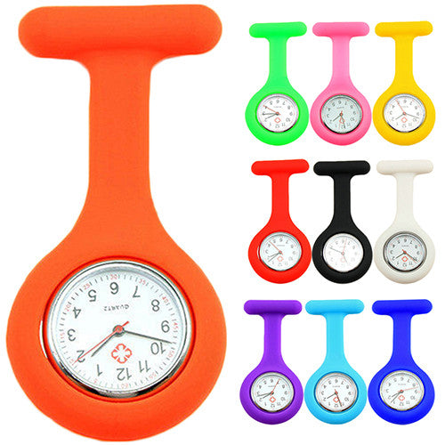 Multi Color Nurse Fob Watches Free + Shipping