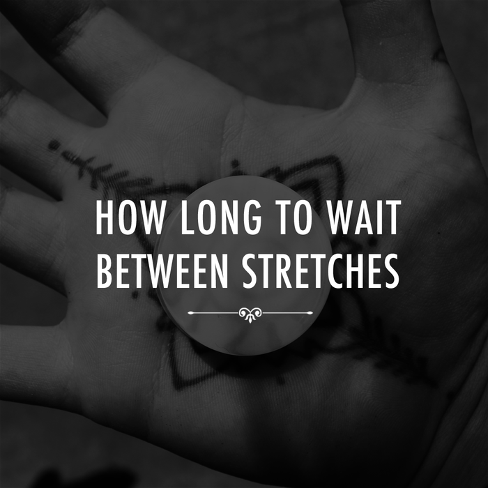 How Long To Wait Between Stretches?