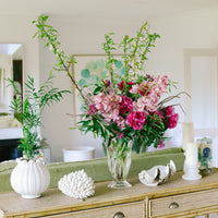 How to create a beautiful arrangement at home