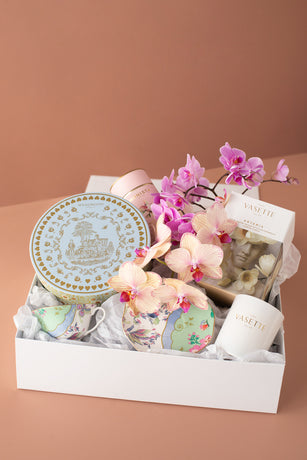 FV x NGVWA x Wedgwood Mother's Day Hamper