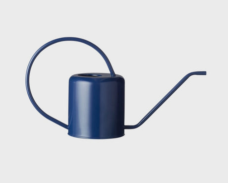 Flora Watering Can - Navy Blue