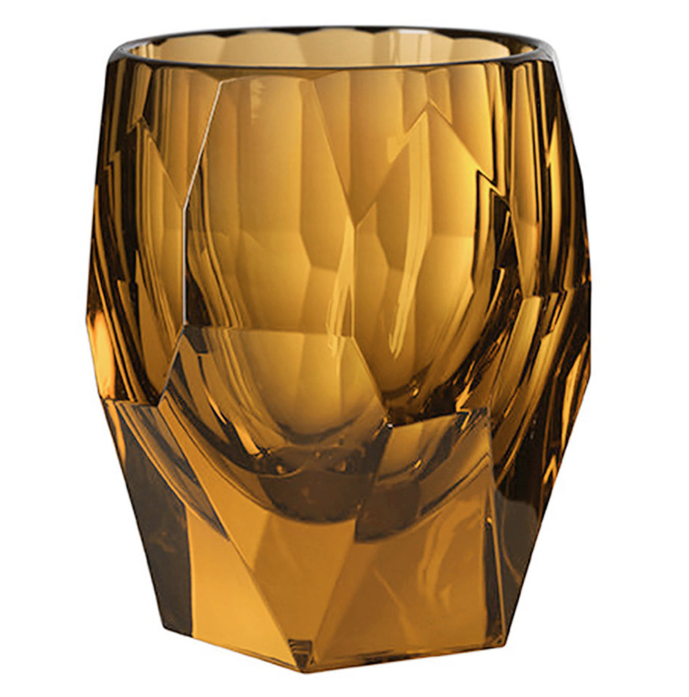 Milly Tumbler - Set of 6 - Amber