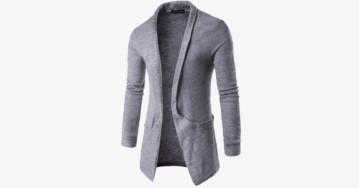 Cashmere Cotton Cardigan