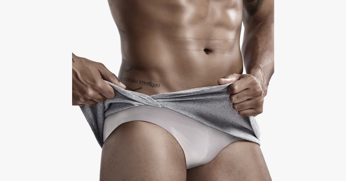 Cotton Towel Short Boxers