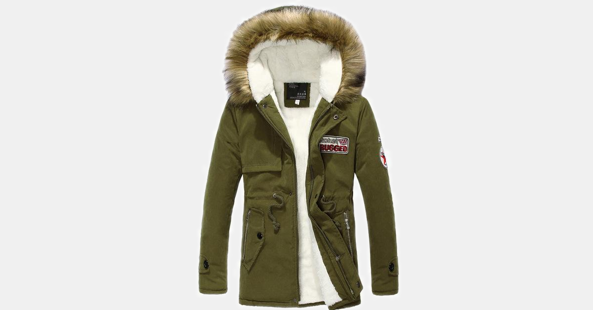 Men's Parka Jacket