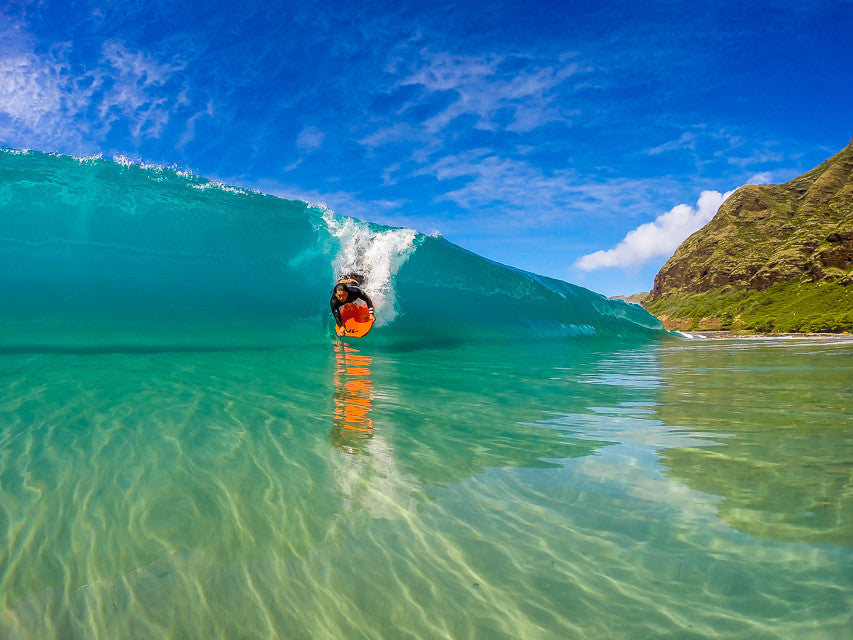Hawaii Bodyboarding
