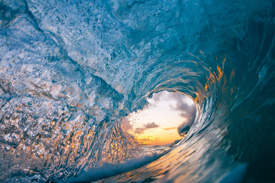 Hawaii Wave Photography