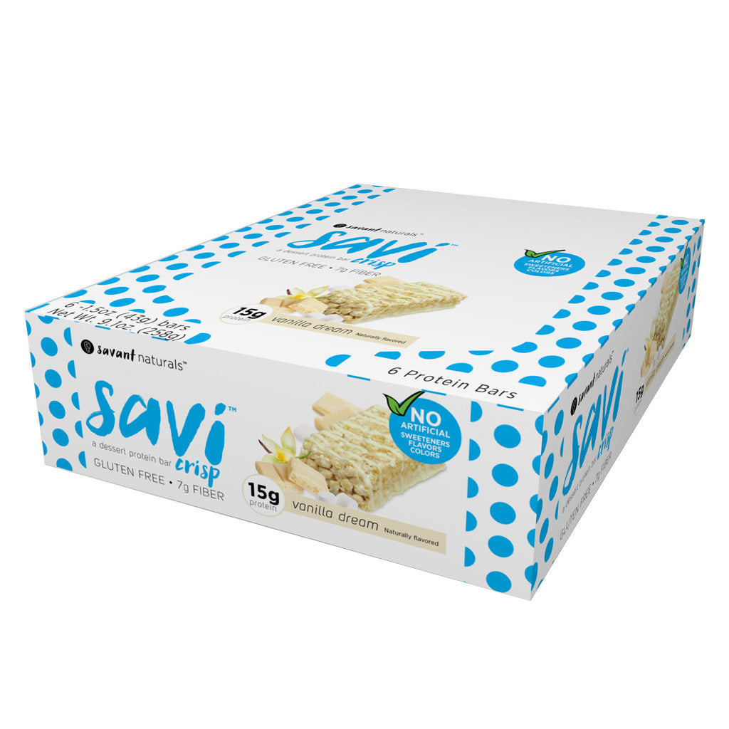 Savi Crisp Vanilla Dream