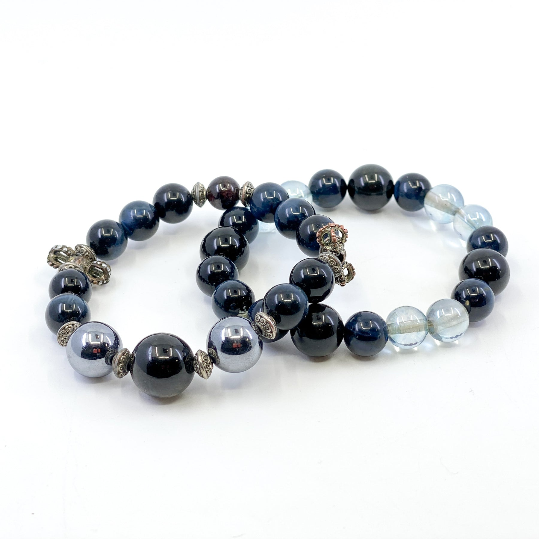 Black Beads at The Bead Gallery!