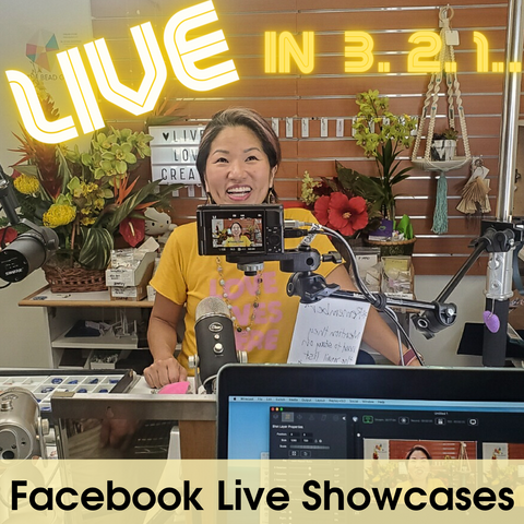 Live Showcases at The Bead Gallery, Honolulu