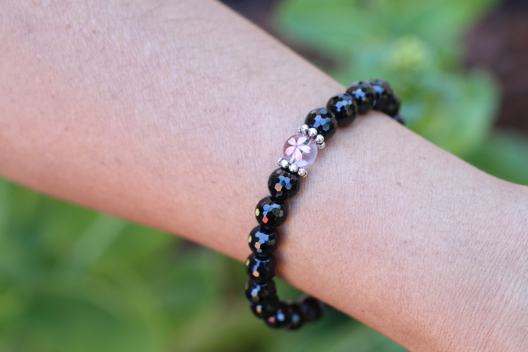 Black Tourmaline Beauty Bracelet