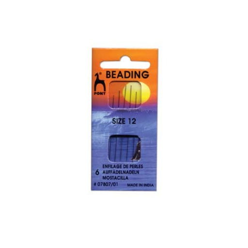 #12 Beading Needle (6 pc.)