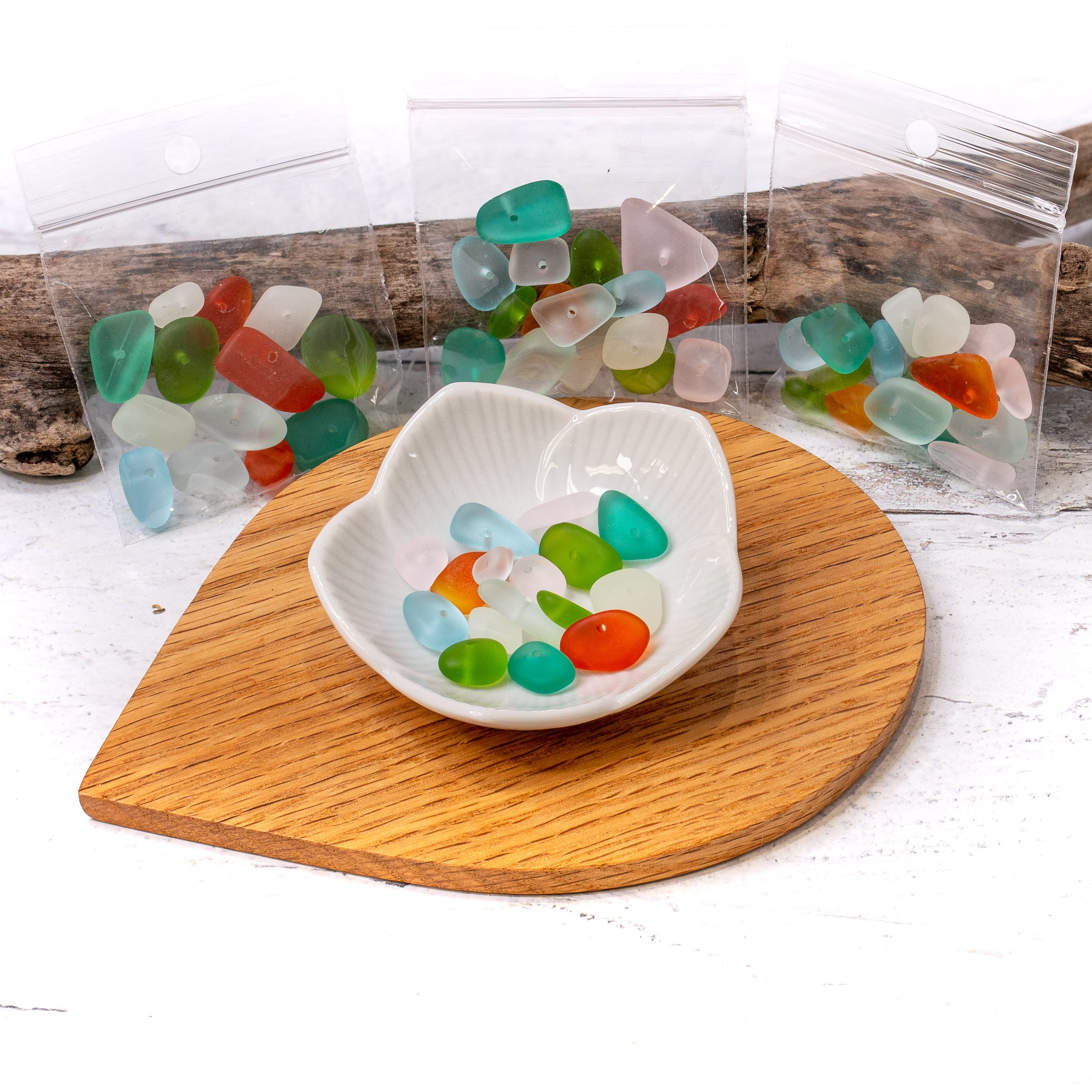 Beach Candy - Recycled Glass Mix