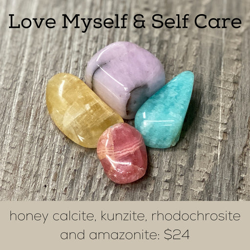 Tumbled Gemstones to Live With!