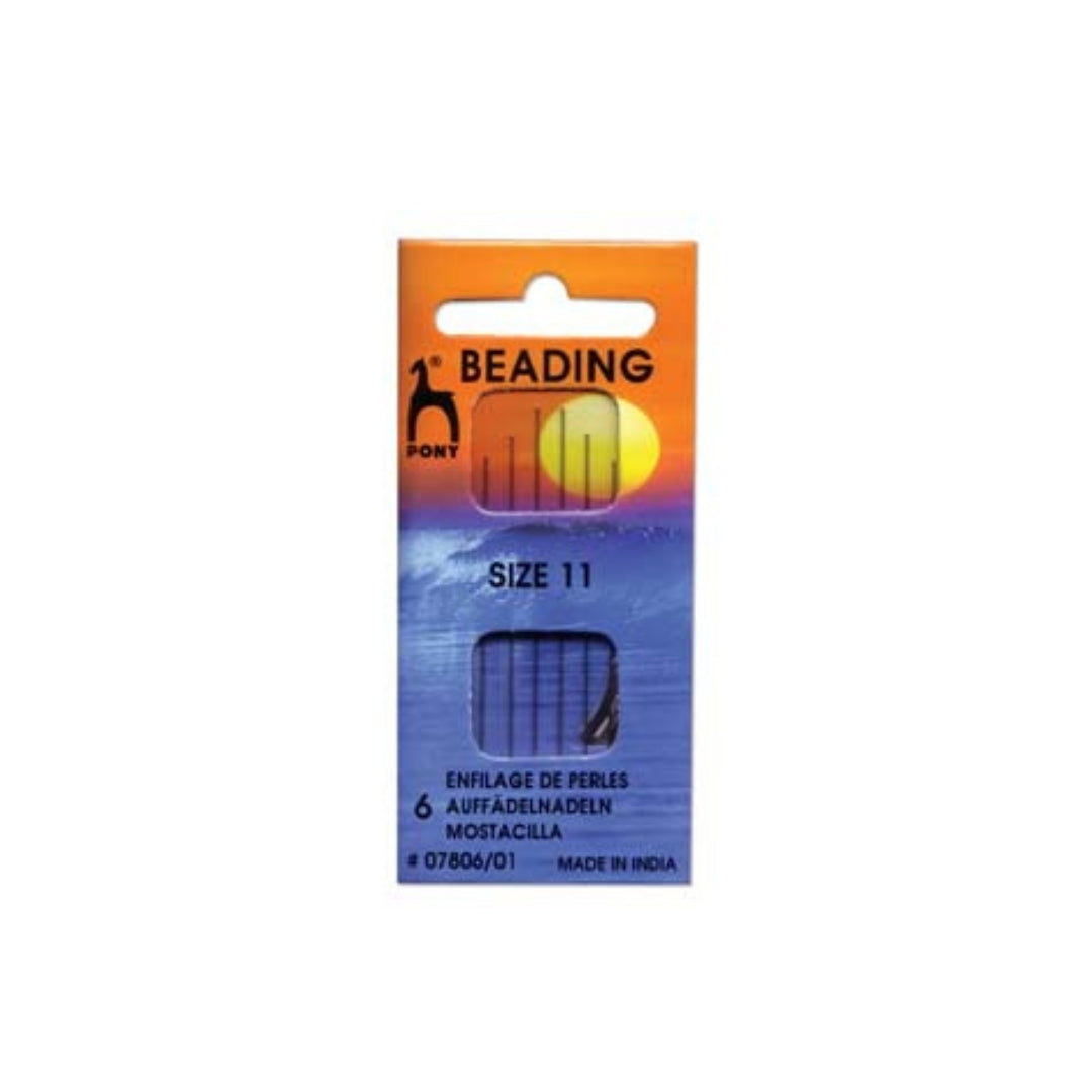#11 Beading Needle (6 pc.)