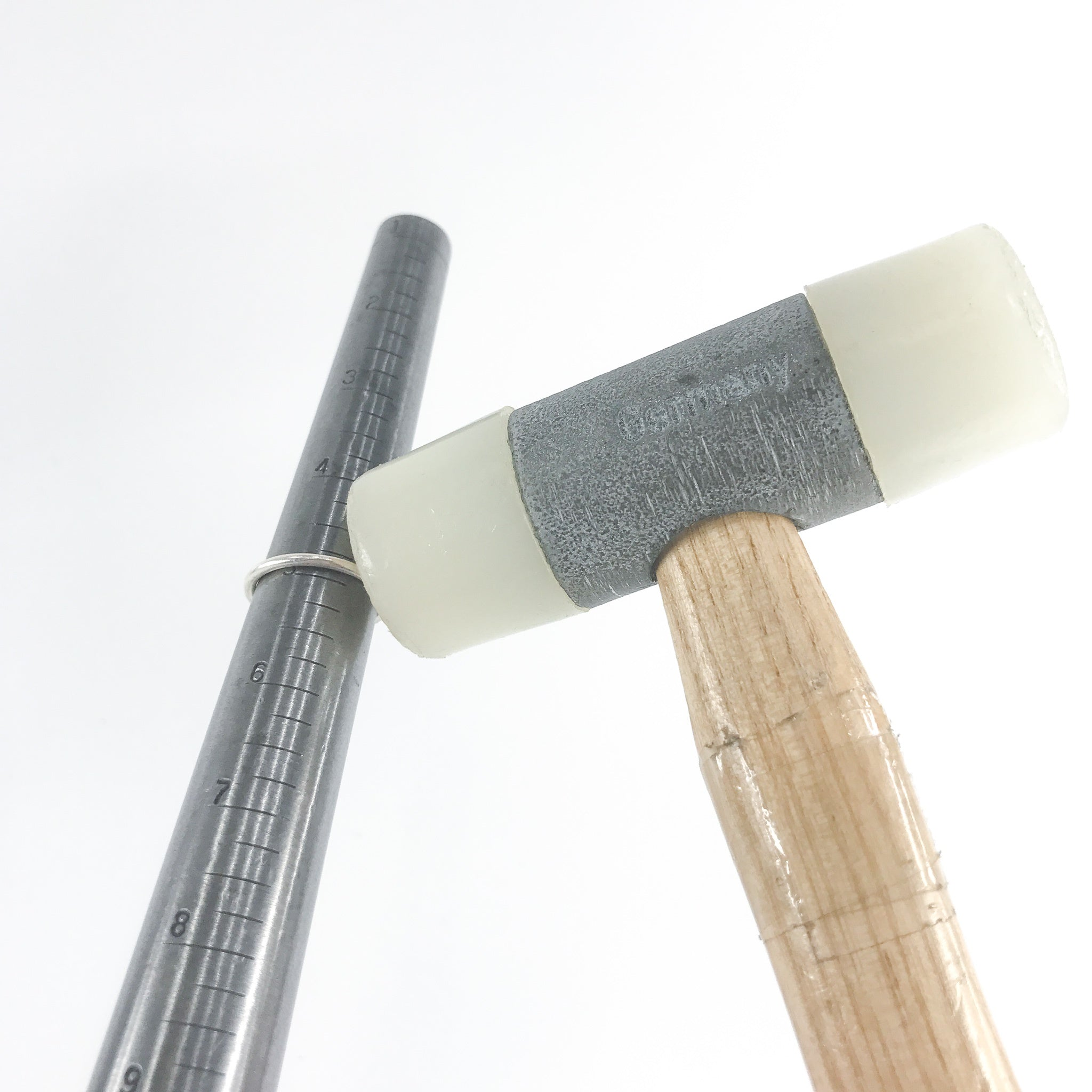 Nylon Hammer w/Ash Handle