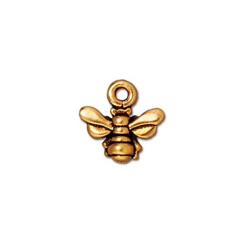 PREORDER Baby Bee Charm - 2 Colors Available