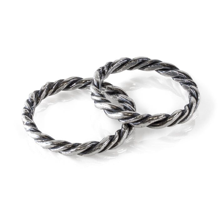 CUSTOM: Twisted Wire Rings Class
