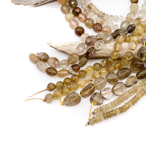 10/17/2020 - SHOWCASE: RUTILATED QUARTZ MALA