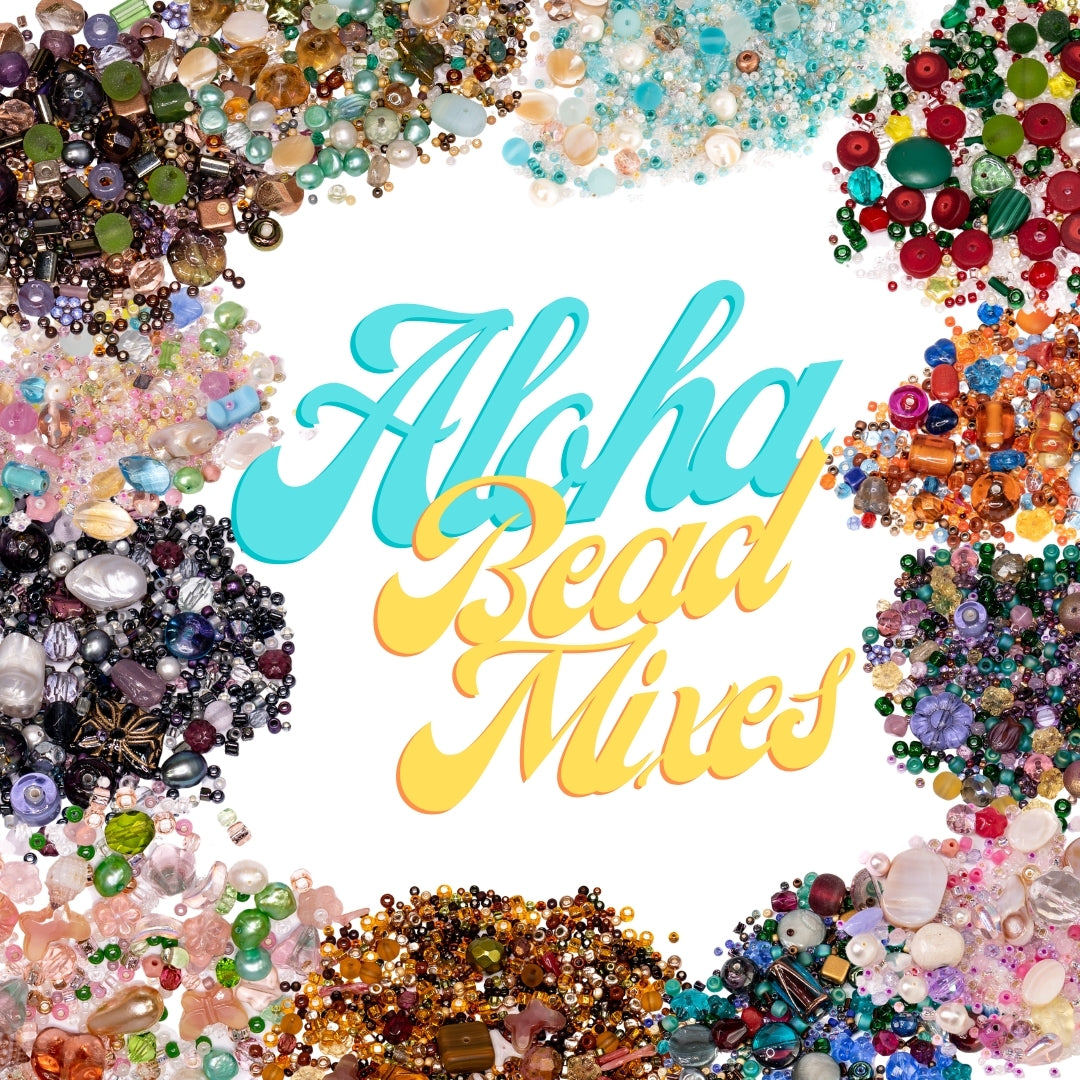 Aloha Bead Mixes - Holi-YAY editions!!