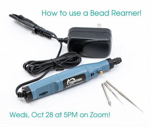 10/28/2020 - JASON'S BEAD REAMER DEMO