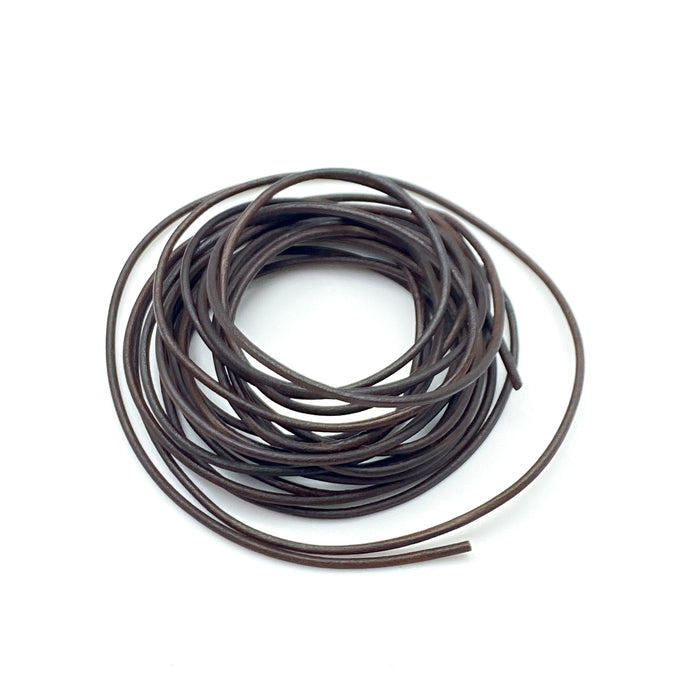 1.6mm Buffalo Leather - 10 ft. package