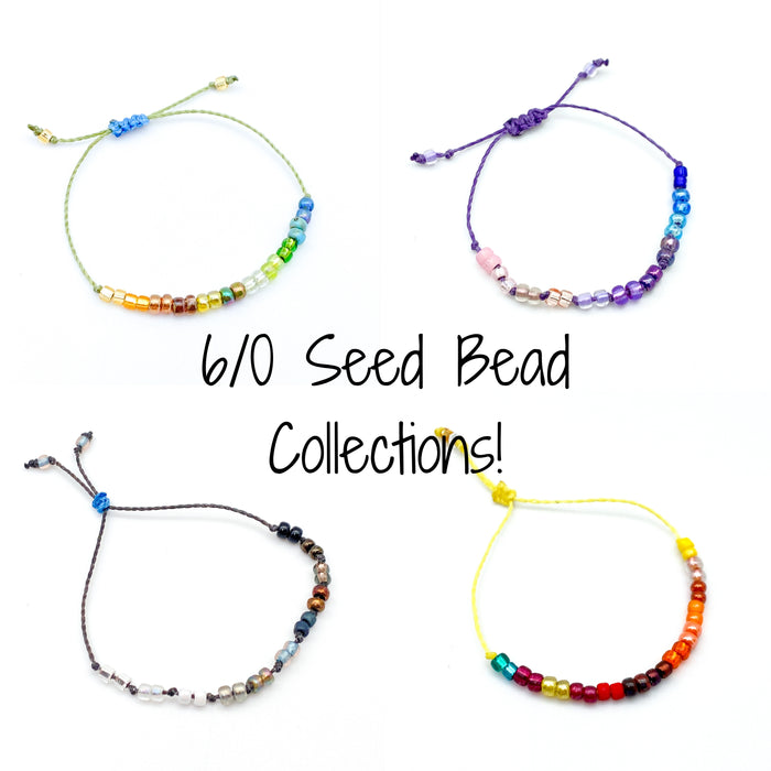 6/0 Seed Bead Collections