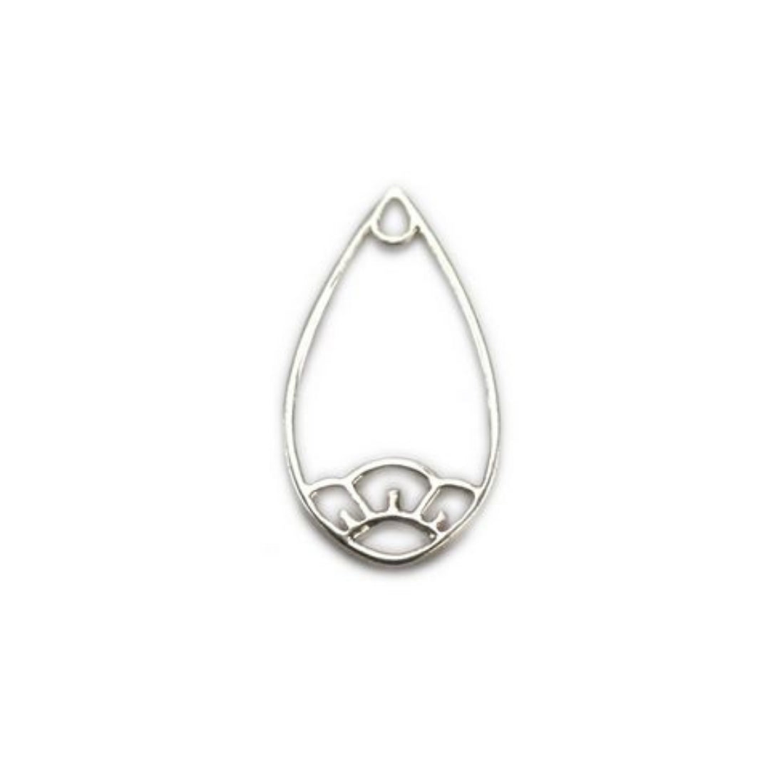 TRUNK SHOW PREORDER: Sakura Drop Charm (2 Colors Available)