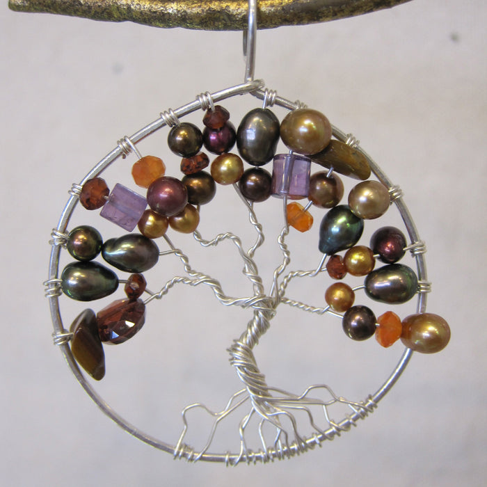 Tree of Life Gemstone Mix - Fall