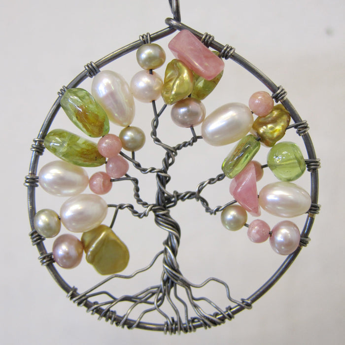 Tree of Life Gemstone Mix - Spring