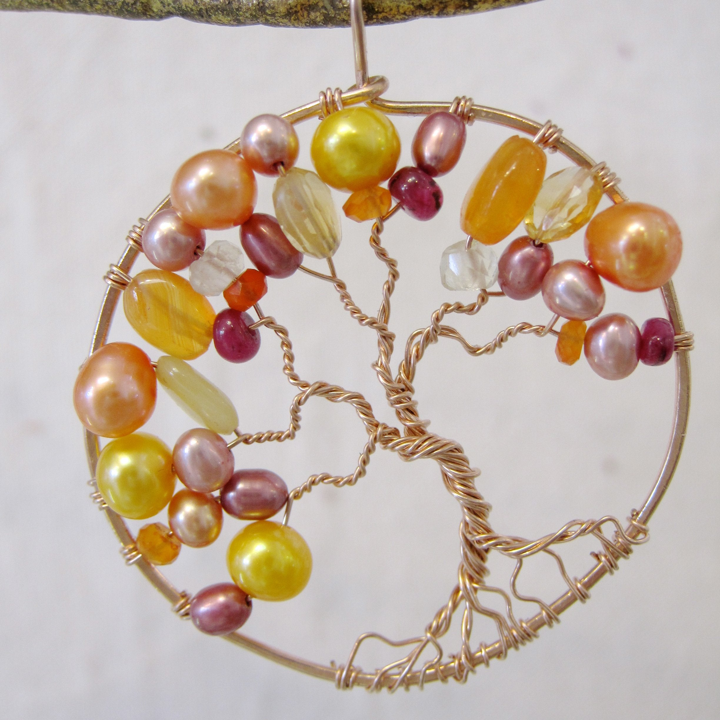 Tree of Life Gemstone Mix - Summer