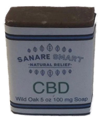 how does cbd soap work