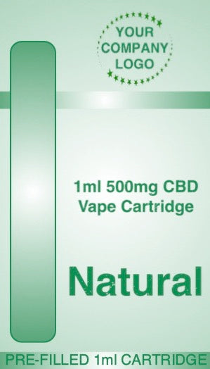 Private Label - Vape Template Options