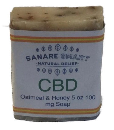 Anti-Bacterial CBD Hand Soap