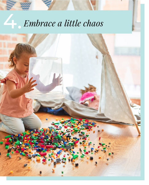 embrace play is messy