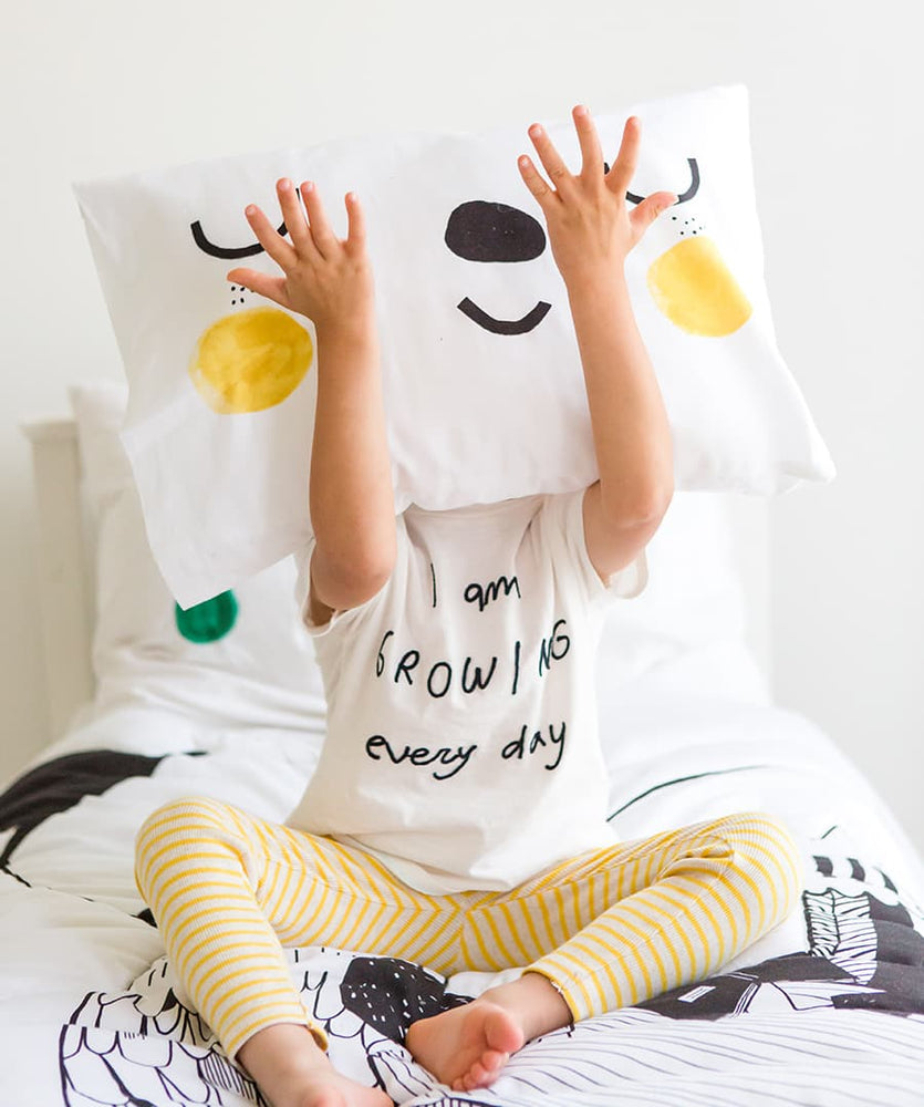 Rookie Humans Pillowcase for children