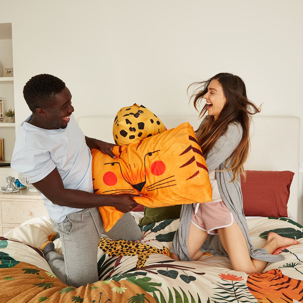Pre-Sale: In The Jungle Duvet & Pillowcase