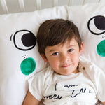 2-pack Toddler Size Pillowcases