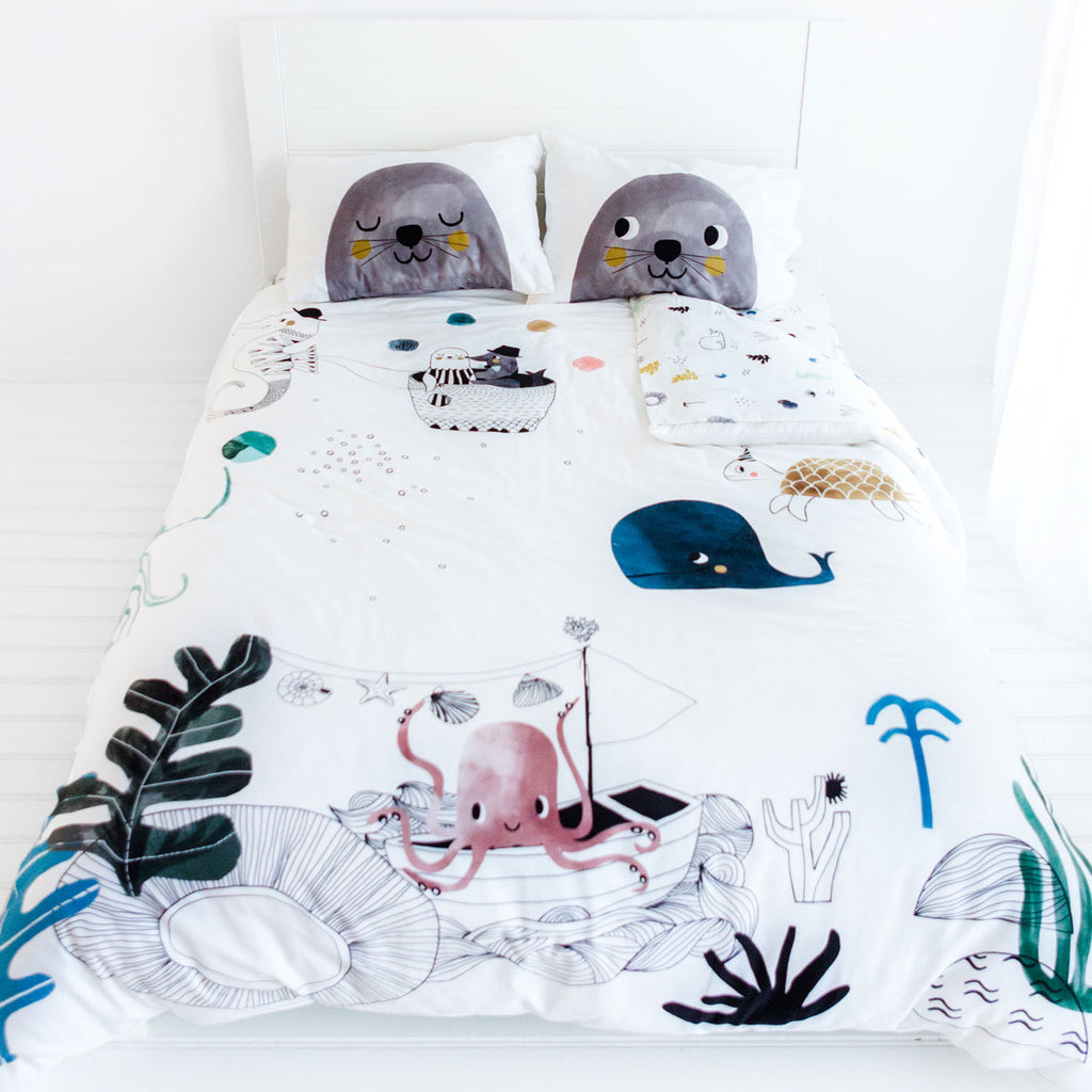 Full Bedding Set By Rookie Humans