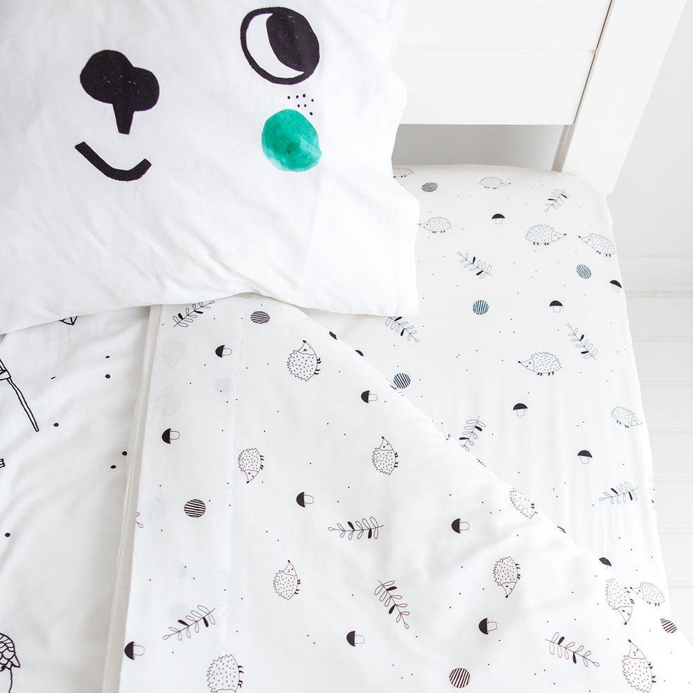 Woodland Dreams Twin Size Bedding Set