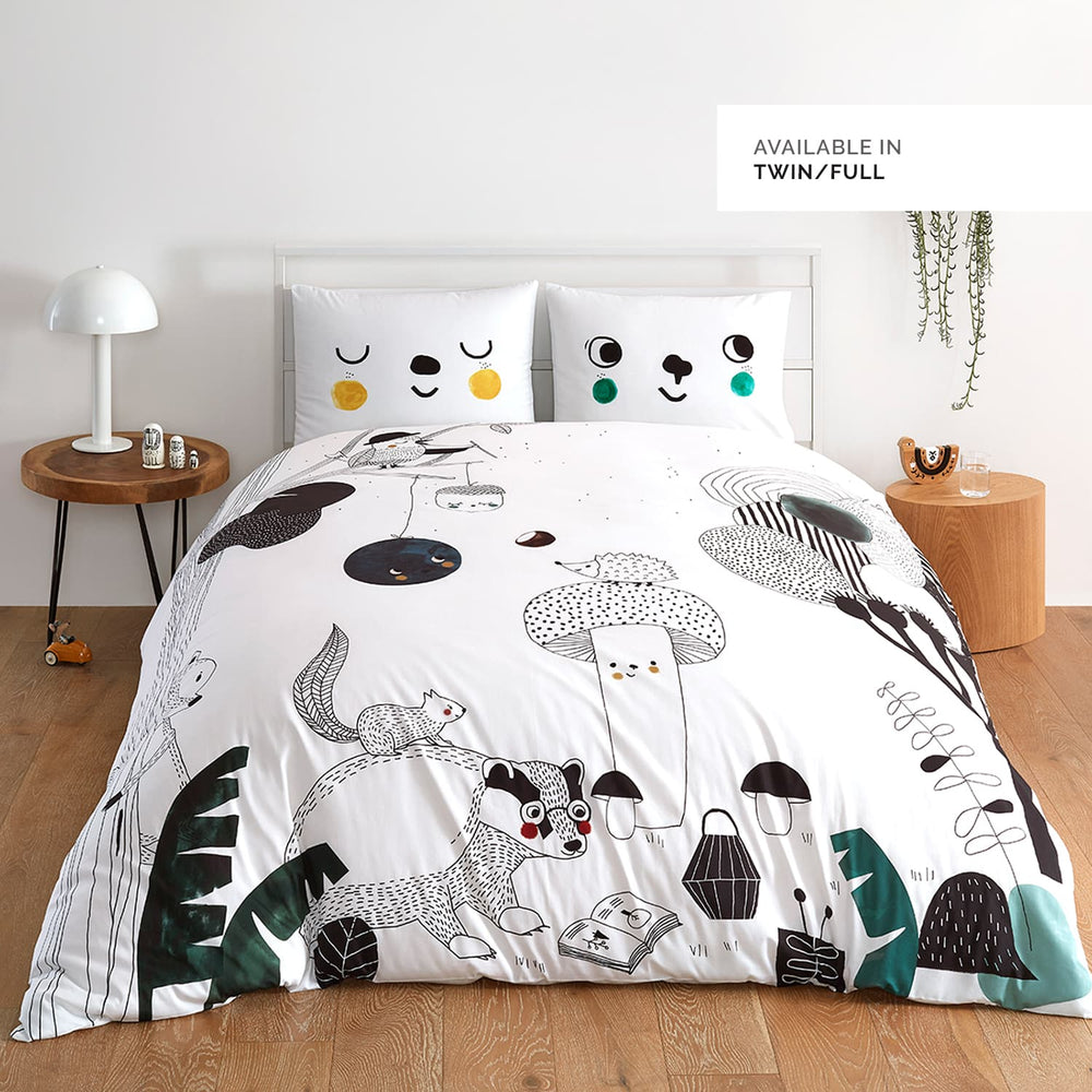 Woodland Dreams Duvet & Sheet Set