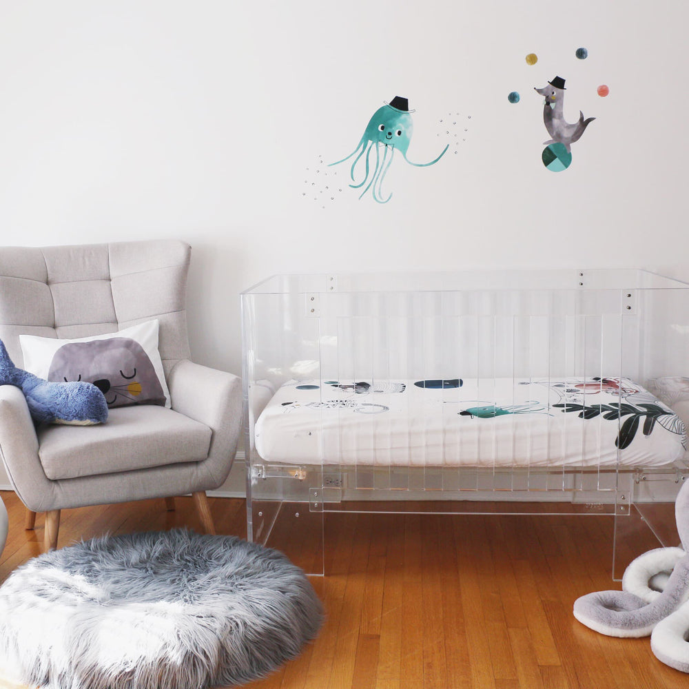 Under The Sea Wall Decal By Rookie Humans