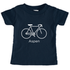 Aspen, Colorado Bicycle - Infant T-Shirt