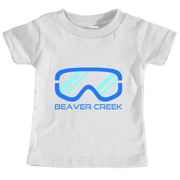 Beaver Creek Snowboard & Ski Goggles - Infant T-Shirt