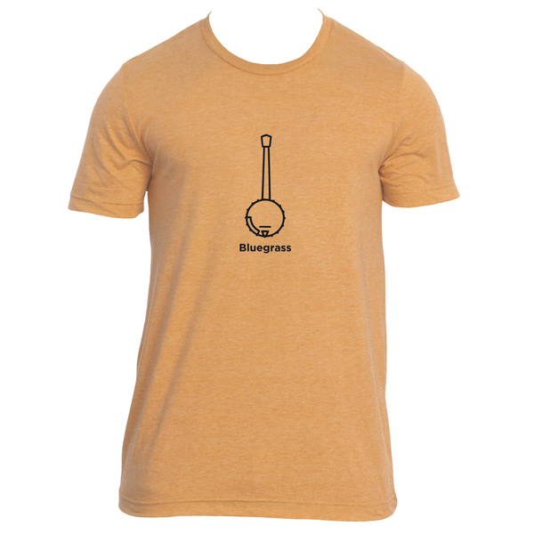 Bluegrass Banjo - Men's T-Shirt