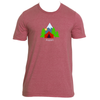 Aspen, Colorado Mountain Camping - Men's T-Shirt