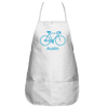 Austin, Texas Bike - Apron