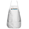 Aspen, Colorado Mountain Stripe - Apron